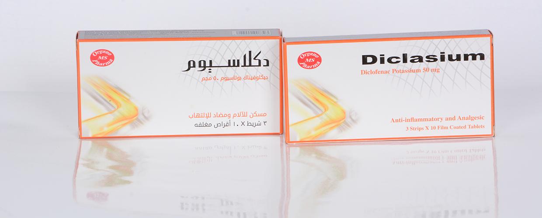 Organo Pharma Diclasium