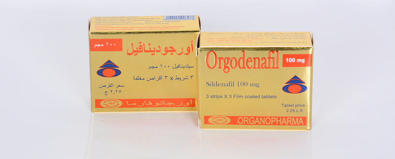 Organo Pharma Orgodenafil